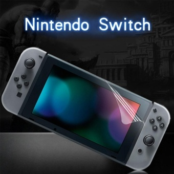 Nhận đặt Online TPU Screen Protector Clear Protective Film Guard For Nintendo Switch Console – intl