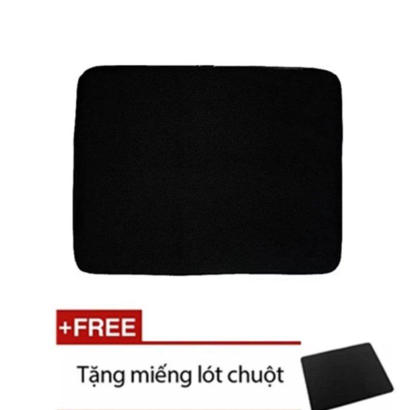 Bảng giá Túi chống sốc laptop 14 inch (Đen) +Tặng miếng lót chuột Phong Vũ