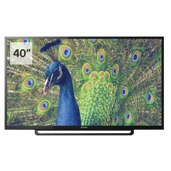 TV LED Sony 40inch Full HD - Model 40R350E (Đen)