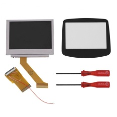 Địa Chỉ Bán UINN Highlight Replace Screen with LCD Backlight Brighter Protective Kit For GBA – intl   Warmness Inn