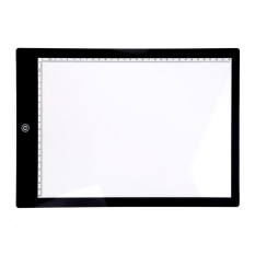 Nơi Bán Ultra A4 Slim Light Box Touch LED Tracing Art Graphic Pad Copy Board – intl  anything4you