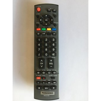 Universal Replacement Remote Control For PANASONIC TV RM-D720