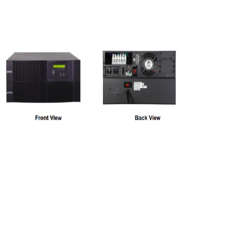 Bảng giá UPS Powercom VRT-10K -3U+3U Phong Vũ