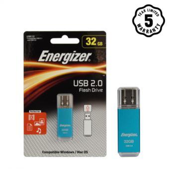 USB 2.0 Energizer 32GB FUSSBC032R (Blue)