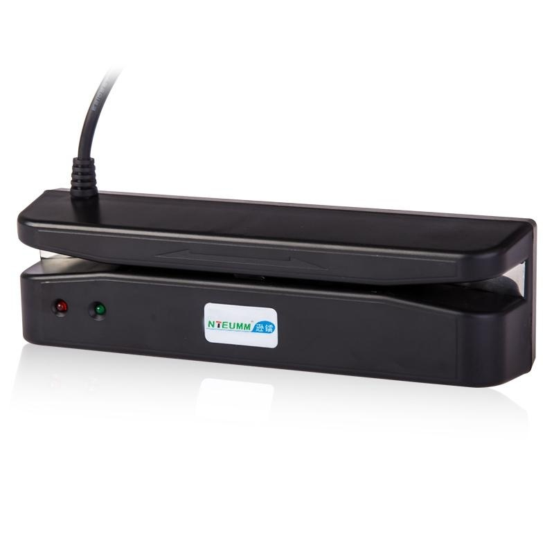 Bảng giá USB Powered Wired Magnetic Stripe Swipe Magstripe Credit Card Reader Plastic - intl Phong Vũ