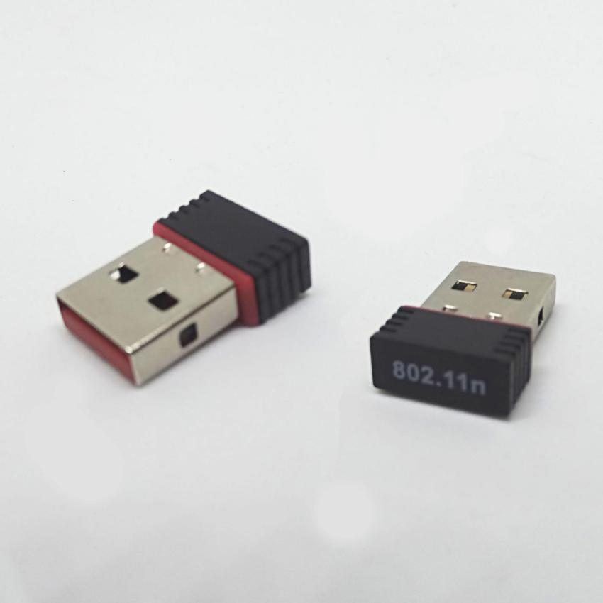 USB thu sóng WiFi tốc độ 150Mbps siêu nhỏ