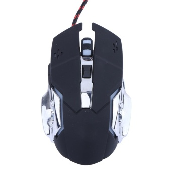 V5 Mechanical Mouse Wired Mechanical Wrangler Mouse - intl