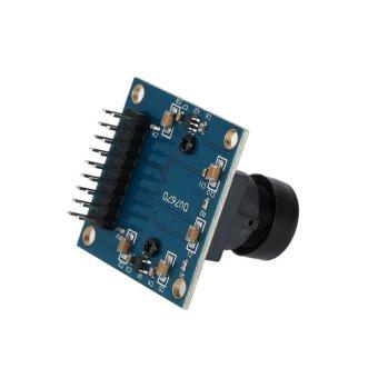 VGA OV7670 CMOS Camera Module Lens CMOS 640x480 SCCB W/I2C forArduino - Intl - 8354928 , NO128ELAA1H55MVNAMZ-2359479 , 224_NO128ELAA1H55MVNAMZ-2359479 , 454500 , VGA-OV7670-CMOS-Camera-Module-Lens-CMOS-640x480-SCCB-W-I2C-forArduino-Intl-224_NO128ELAA1H55MVNAMZ-2359479 , lazada.vn , VGA OV7670 CMOS Camera Module Lens CMOS 640x48