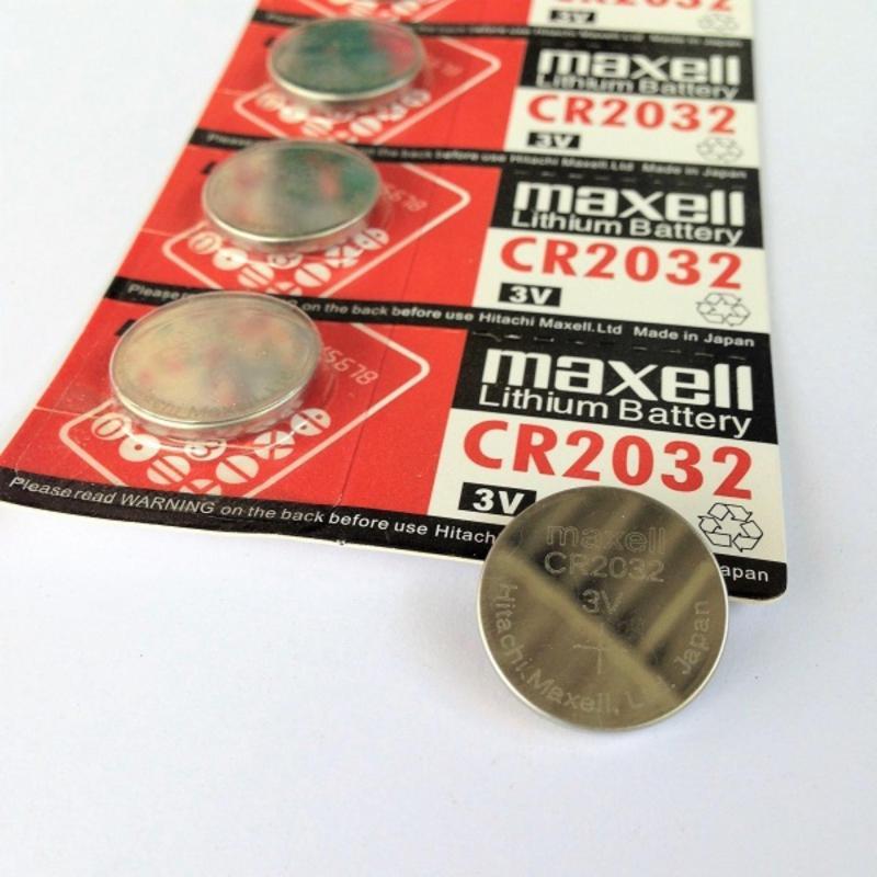 Bảng giá Vỉ 5 Viên Pin CMOS Máy Tính Maxell CR2032 Lithium 3V Phong Vũ