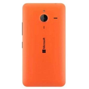 Vỏ nắp lưng đậy pin cho Nokia Lumia 640 XL (cam)