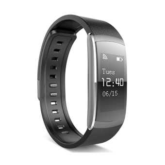 Vòng đeo tay thông minh IWOWN I6 Pro – Đo nhịp tim, hiện thị tin nhắn, cuộc gọi