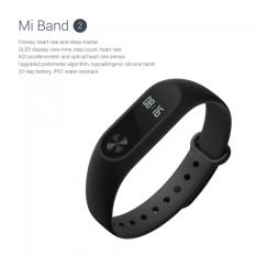 Xiaomi Mi Band 2 - Hãng phân phối chính thức