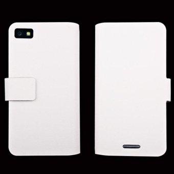 White Protective Case for Blackberry Z10 - intl