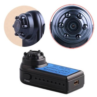 Wide Angle Infrared Night Vision Wireless Motion Detection Hidden Micro Video Camera DV Camcorder Mini Full HD 1080P - intl