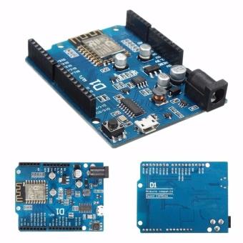 WIFI Development Board ESP-12E Based ESP8266 Shield for Arduino UNO OTA WeMos D1 - intl