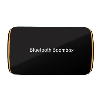 Wireless Stereo BT4.1 Car Audio Boombox HiFi Earphone Bluetooth Adapters - intl