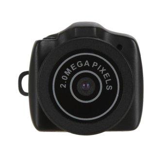 wofalo Mini Camera Camcorder 480P Video Recorder DVRSpyHiddenPinhole Web Cam - intl