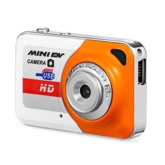 X6 Mini DV Camera Recorder Video Camera Sports DV Camera Camcorders Ultrathin - intl