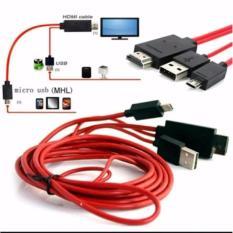 Giá Xem phim HDMI từ Adroi nhờ Cáp chuyển MHL siêu nét cáp zin