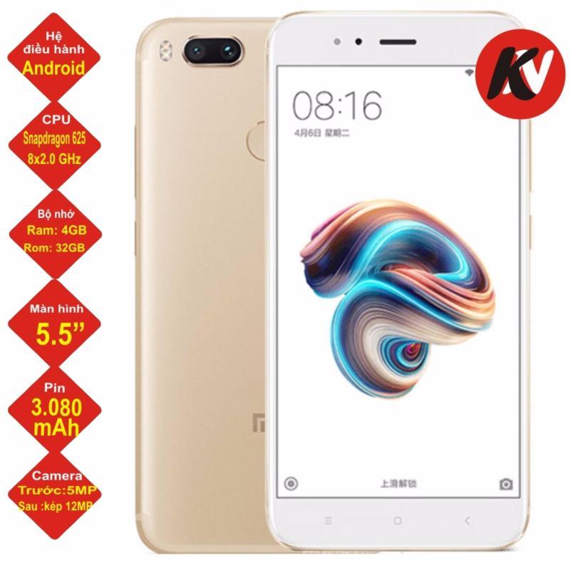 Xiaomi Mi 5X 32GB Ram 4GB 2017 (Vàng) - Hàng nhập khẩu