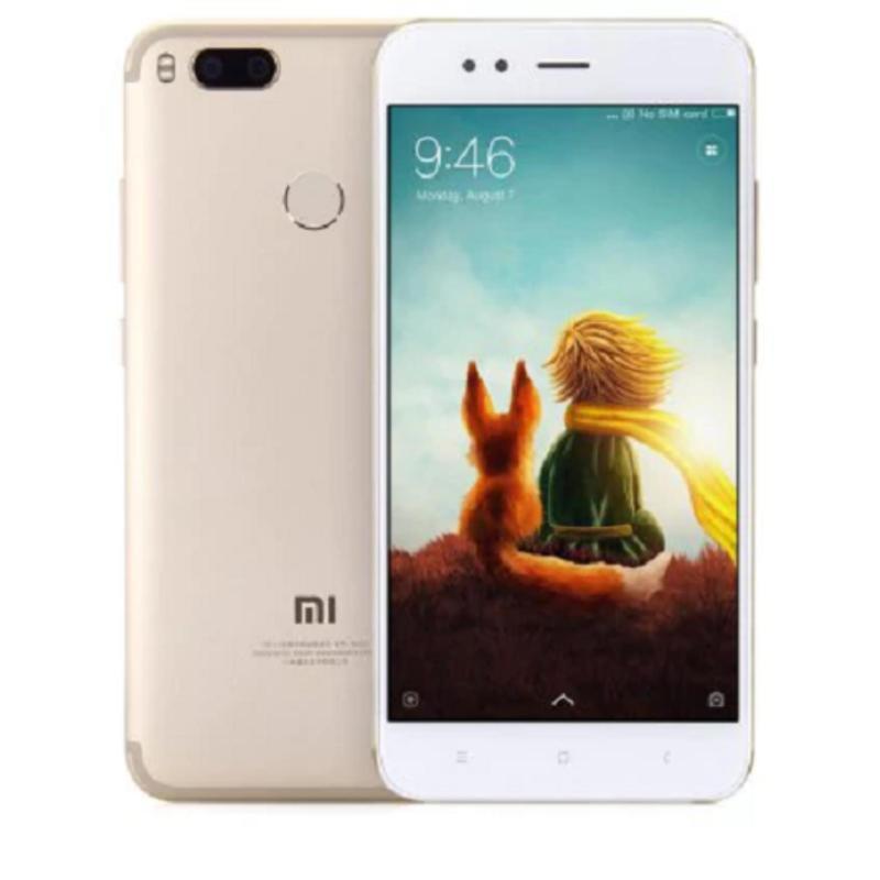 Xiaomi Mi A1 RAM 4GB ROM 64GB (ROM gốc Tiếng Việt) (Gold) - Hãng phân phối chính thức