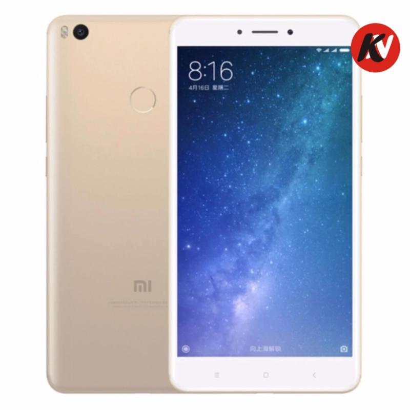 Xiaomi Mi Max 2 32 GB Ram 4GB Khang Nhung (Vàng) - Hàng nhập khẩu