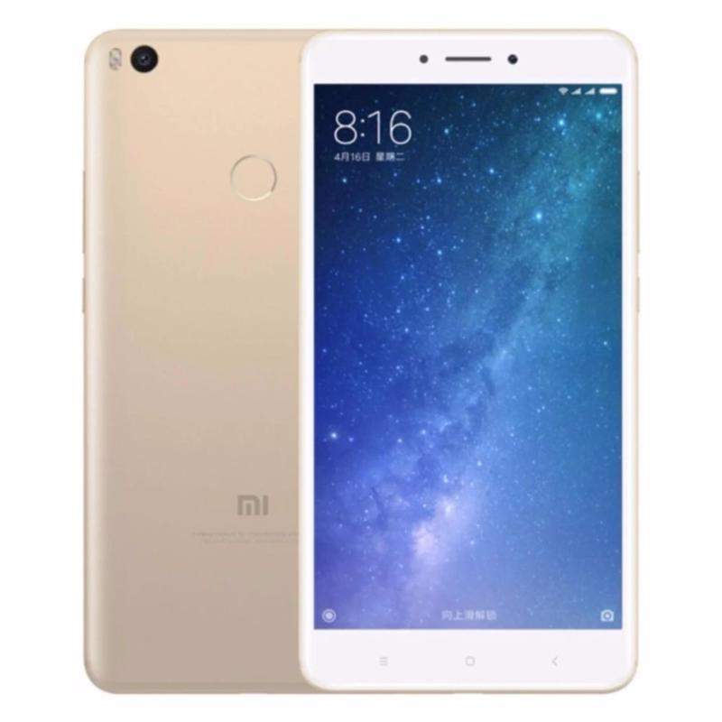 Xiaomi Mi Max 2 32GB Ram 4GB Kim Nhung (Vàng) - Hàng nhập khẩu