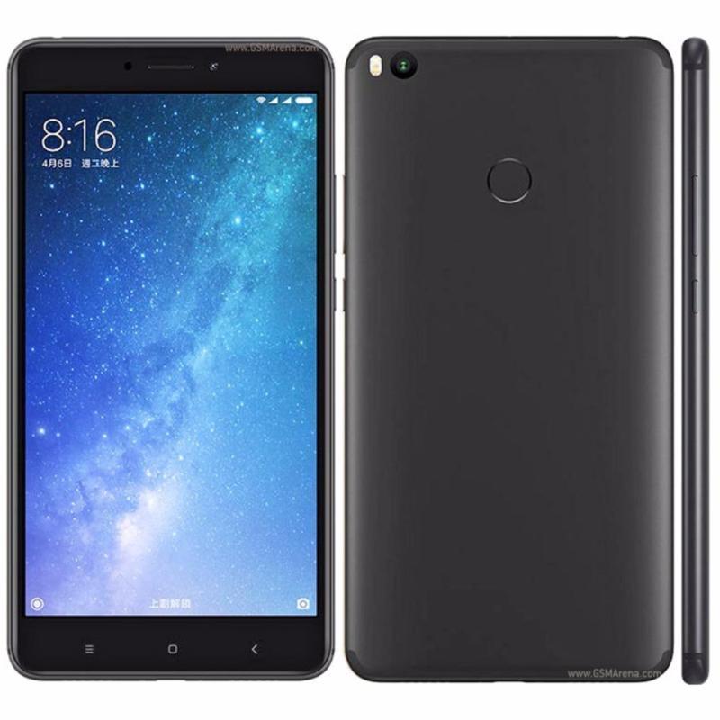 Xiaomi mimax 2 2017- 64GB Ram 4GB (Đen) - Hàng Nhập Khẩu
