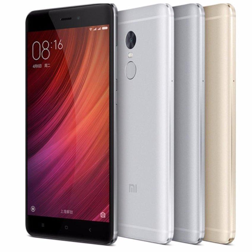 Xiaomi Note 4X 16GB Ram 3GB 2017 ( Black) - Hàng nhập khẩu