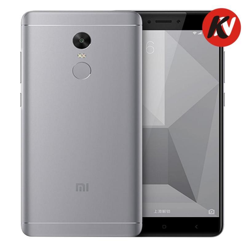 Xiaomi Note 4X 32GB Ram 3GB (Xám) - Hàng nhập khẩu
