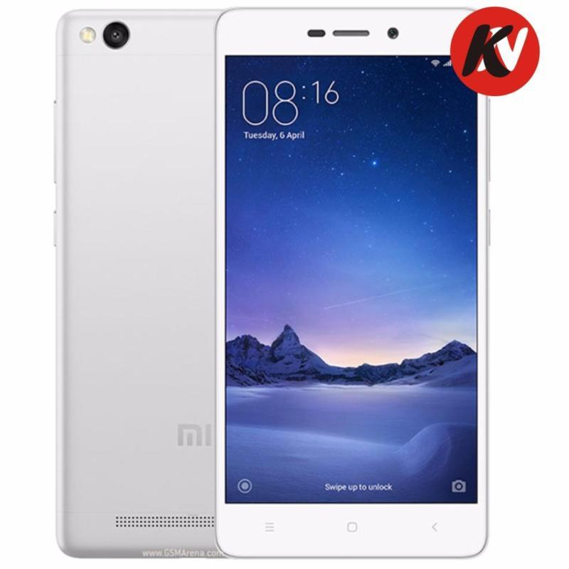 Xiaomi Redmi 3S 16GB RAM 2GB (Trắng) - Hàng nhập khẩu