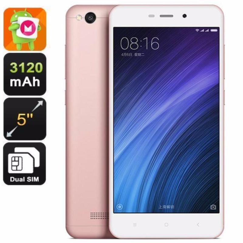 Xiaomi Redmi 4A 16GB Ram 2GB Ram Kim Nhung (Hồng)  - Hàng Nhập Khẩu