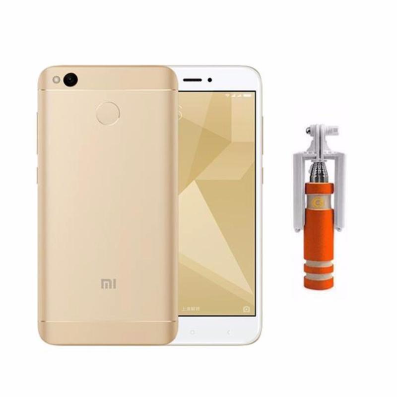 Xiaomi Redmi 4x 16gb (Vàng) - Hàng Nhập Khẩu + Tặng gậy chụp hình