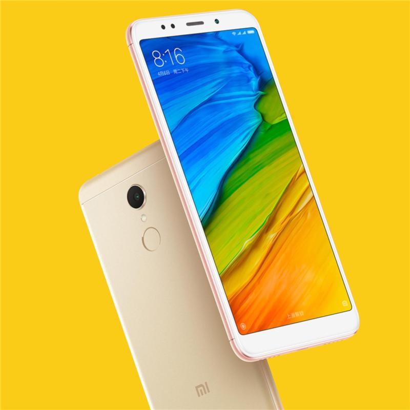 Xiaomi Redmi 5 Plus 32G Ram 3G (Vàng) - Hàng nhập khẩu