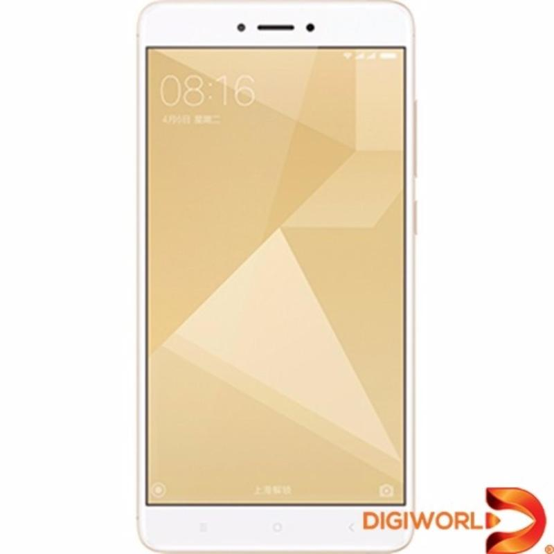 Xiaomi Redmi Note 4 32GB 3GB RAM (Vàng) - Hãng phân phối chính thức