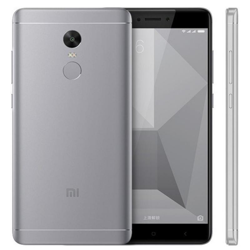 Xiaomi Redmi Note 4 4GB/64GB/SnapDragon 625 (Grey) - Hãng phân phối chính thức