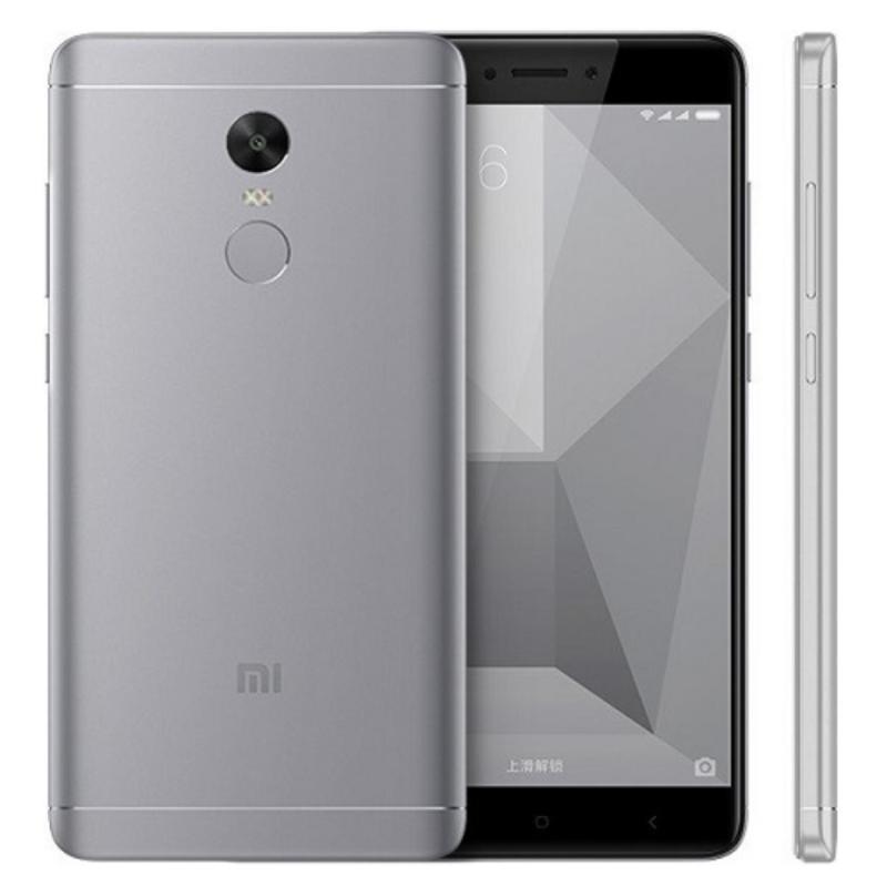 Xiaomi Redmi Note 4 Ram 3G Chip SnapDragon 625 (Dark Grey) - Hãng phân phối chính thức