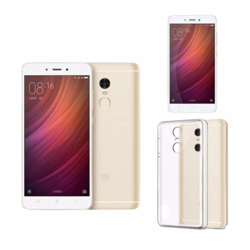 Xiaomi Redmi Note 4X 64Gb 4Gb Ram  (Vàng) + Ốp Lưng + Kính Cường Lực - Hàng nhập khẩu