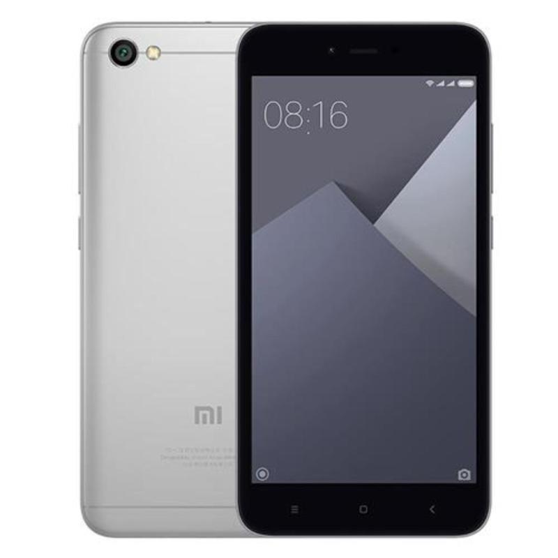 Xiaomi Redmi Note 5A 2GB-16GB (Xám) - Hãng phân phối chính thức