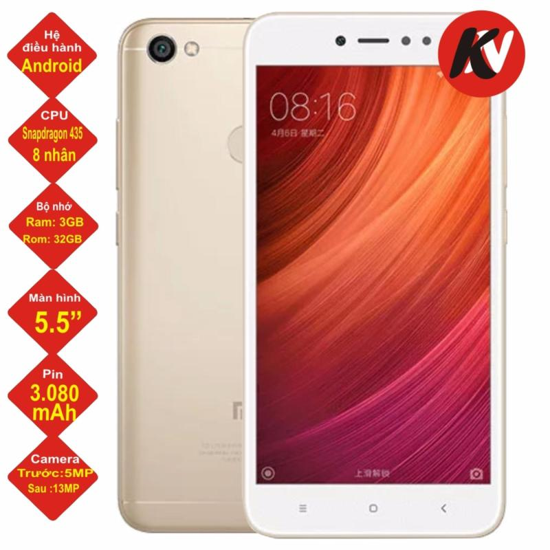 Xiaomi Redmi Note 5A 32Gb Ram 3GB 2017 Khang Nhung (Vàng) - Hàng nhập khẩu