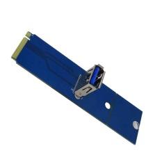 Mua YBC NGFF M.2 to PCI-E X16 Slot Transfer Card Mining Pcie Riser Card VGA Extension Cable – intl  ở đâu tốt?