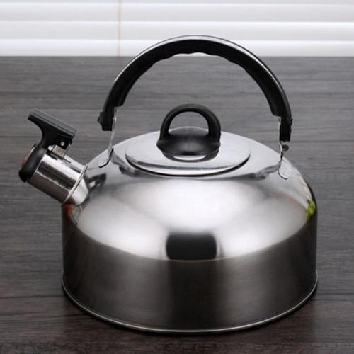 Ấm Đun Nước Inox Dùng Được Bếp Từ - Các Loại Bếp - ẤM ĐUN NƯỚC