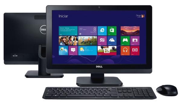 [HCM]All In One - Máy liền Màn Dell Optilex 3011 - AIO - Wifi + Phím chuột