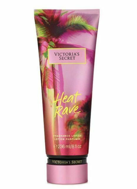 Dưỡng thể Victoria's Secret Fragrance Lotion 236ml - Heat Rave (Mỹ)