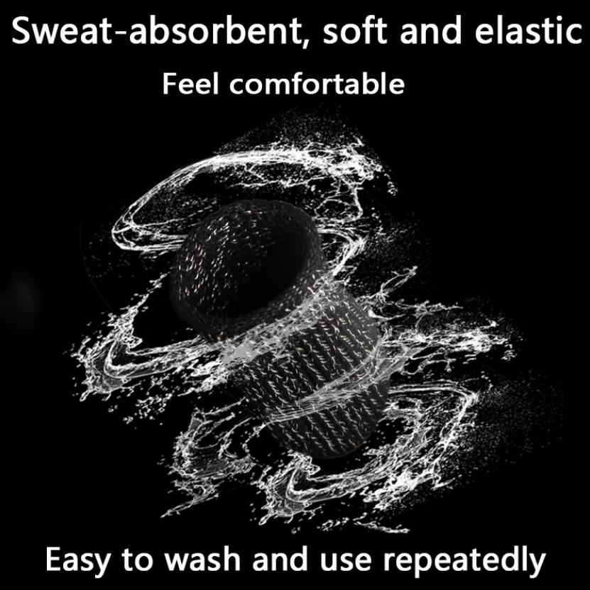 [MẪU MỚI] Bộ bao 2 ngón tay chuyên dụng chơi game mobile chống ra mồ hôi tay, chất liệu sợi carbon thoáng mát, cảm ứng cực nhạy, độ co giãn cao 8