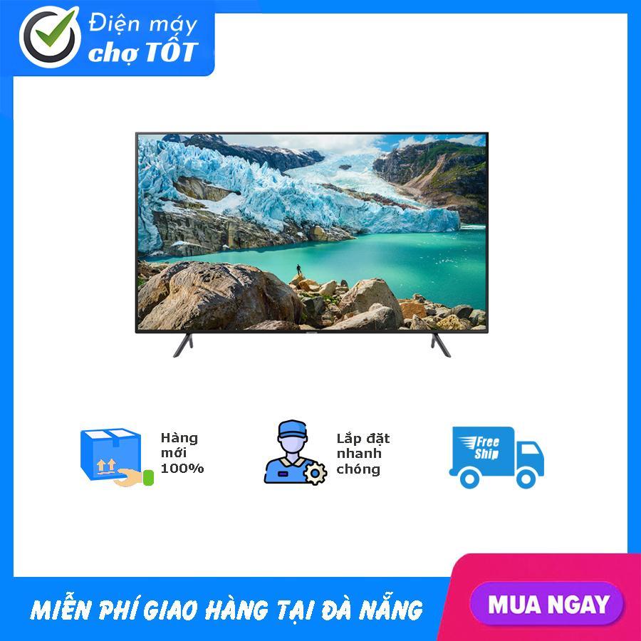 Smart Tivi Samsung 4K 43 Inch UA43RU7100KXXV (2019)