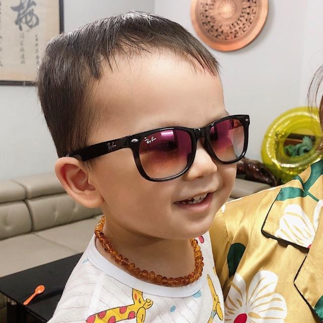 [HCM]Kính Rayban kid/ chính Rayban chính hãng cho trẻ em #dưới_10_tuổi về vài mẫu