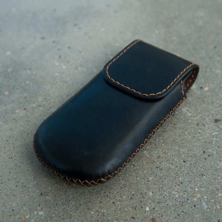 Bao điện thoại 8800 - da bò thật - đồ da thủ công F015