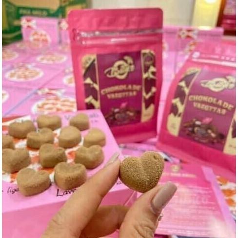 Kẹo socola giảm cân chính hãng Đan Mạch Chokolade Vaegttab Slimming care( 20 viên ) 2