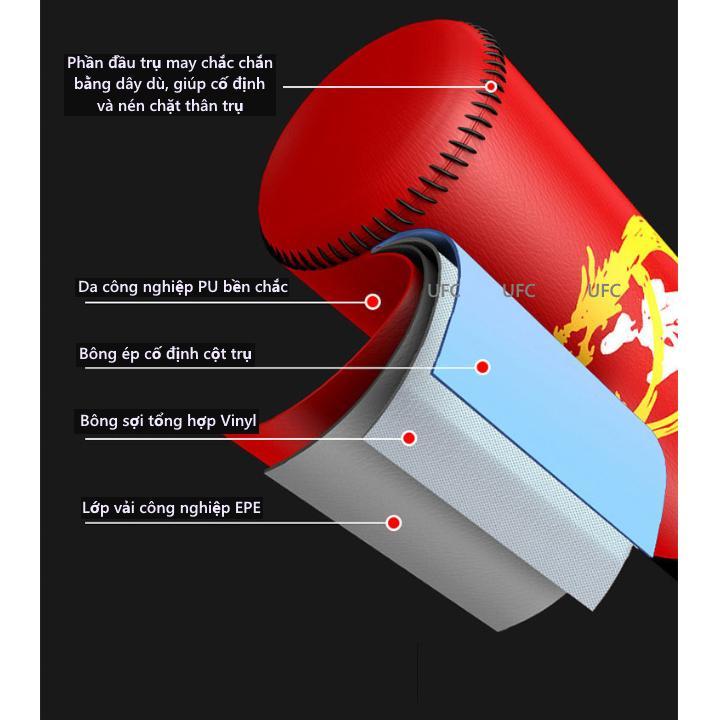Bao Cát Boxing Tự Đứng tập đấm bốc - Ảnh 3